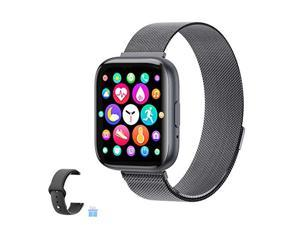 Sebay Smart Watch, Fitness Tracker Watches for Men/Women, Smart Watch for Android Phones/iOS, Android Smart Watches with Calling, Blood Pressure Watches for Women, Digital Watch Womens