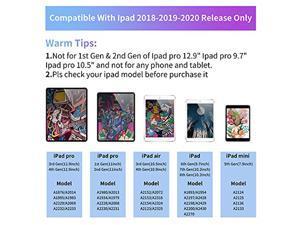 Stylus Pen for Ipad Compatible with Ipad 6th 7th 8th Generation Ipad Pro 11 12.9 Ipad Air 3rd 4th Gen Ipad Mini 5th