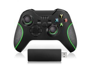 Wireless Controller Enhanced Gamepad For Xbox One/ One S/ One X/ One Elite/ PS3/ Windows 10 | Dual Vibration