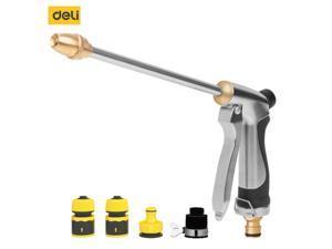 Portable High-pressure Water Gun For Cleaning Car Wash Machine Garden Watering Hose Nozzle Sprinkler Foam Water Gun