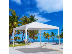 Outdoor Canopy 3X3M Canopy Tent,Wedding Tent Party Tent Heavy Duty Grill Gazebo Pavilion,Waterproof UV-Proof Commercial Camping Tent for Garden Backyard Lawns