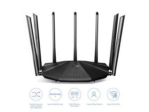 Tenda Smart WiFi Router Dual Band Gigabit Wireless (up to 2033 Mbps) Internet Router for Home