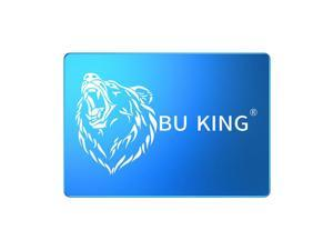 BU KING SATAIII  2.5 Inch 32GB/60GB/120GB/240GB/480GB Internal SSD, up to 500MB/s External Solid State Drive