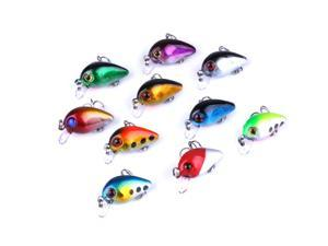 100 Pcs Fishing Eyes Stainless Steel Lure Baits Connector Making Plug Barrel