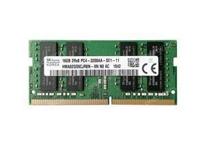 SK Hynix HMA82GS6CJR8N-XN 16GB 2Rx8 PC4-25600 DDR4 3200 MHz PC4-3200AA 260pin 1.2v SODIMM Memory