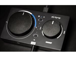 ASTRO GAMING MIXAMP PRO TR WITH DOLBLY AUDIO FOR PS5, PS4, PC, AND MAC.