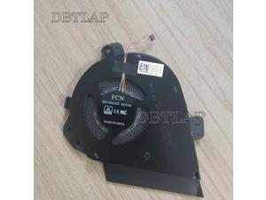 DBTLAP Cooling Fan Compatible For For Asus ROG Zephyrus GU505DU DFS5K12115491P 13NR0210T01111 DC5V