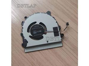 DBTLAP CPU Fan Compatible For FCN FM1H DFS5K12214161F DC5V0.5A Notebook Built-in Turbo Blower Cooling Fan