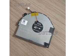 DBTLAP Cooling Fan Compatible For FCN BRUSHLESS DC 5V FKPW 0.5A DFS200405CA0T CPU Fan