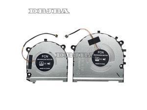 Fan For Lenovo ThinkBook 13s-IML 13s-IWL CPU + GPU Cooling Fan DFS150305140T FL03 DFS5K12304363Q FLDU