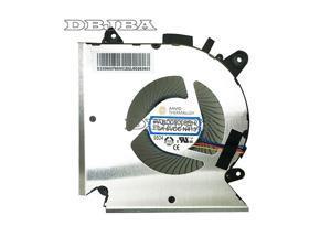 Fan For MSI GF63 Thin GF63 9RCX-818 9SC-066 8SC-030 GF65 Thin 9SD-004 9SEXR-250 9SD-252 9SEXR-249 9SD-251 9SE-013 MS-16R1 MS-16R2 Series PABD08008SH N413 Fan