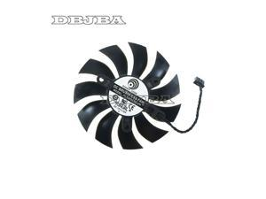 PLA09215B12H 4Pin Graphics Fan For EVGA GeForce GTX 1050 TI 4gb SC Graphics Card