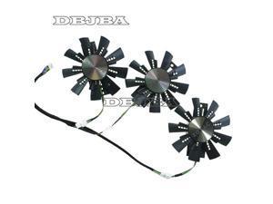 3PCS GA92S2U ZOTAC GTX 1070 1070Ti GTX 1080 AMP Extreme Video Card Cooling Fan