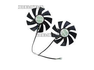 87MM GA92A2H graphics Fan For Zotac GeForce RTX 2070 SUPER Mini 8GB ZT-T20710E-10M