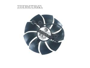 87MM PLA09215S12H DC12V 0.55A 4Pin graphics Fan For EVGA RTX 2060 XC GAMING
