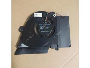 DBTLAP Laptop Fan For ASUS DFS5K12304363C GU502DU GU502GV 13NR0210T02111 DC 5V 0.5A GPU Cooling Fan FLLA