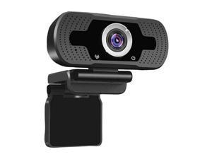 Ochine HD 1080P Webcam Autofocus Web Camera Cam For PC Laptop Desktop With Microphone