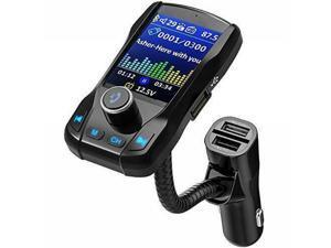 Ochine Bluetooth Car FM Transmitter MP3 Player Hands Free Radio Adapter Kit USB Charger