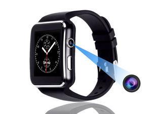 Smart Watch Support GSM SIM TF Card Smartwatch HD Camera Sports Fitness Wristwatch