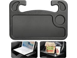 """Ochine Car Table Steering Wheel Eat Work Cart Drink Food Coffee Goods Holder Tray Car Laptop Computer Desk Mount Stand Seat Table 16.5"""" x 11"""""""