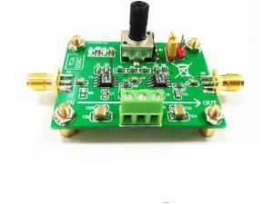 1 PC ad603 variable Gain amplifier module voltage amplifier voltage control adjustable VCA RACE module 80db
