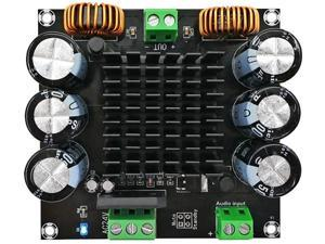 XH-M253 Monoblock Amplifier High Power Mono Digital Power Amplifier Board TDA8954TH Core BTL Mode Enthusiast Grade 420W