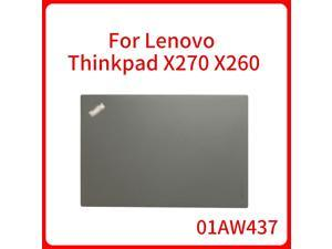 For Lenovo Thinkpad X270 X260 Back Cover Laptop LCD Case Top Cover Back Cover A Shell 01AW437 1AW437 01HW944 1HW944