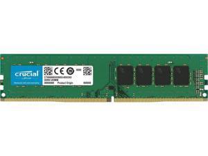 CT2K8G4DFRA32A Crucial 16GB(8GBx2) DDR4-3200(PC4-25600) UDIMM •1.2V •3200MT/s •CL-22 •Unbuffered •NON-ECC •288-PIN Desktop Memory