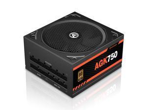 ARESGAME 750W Power Supply Fully Modular 80+ Gold PSU (AGK750)
