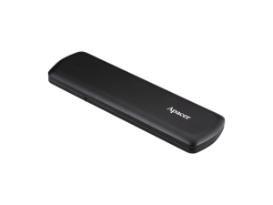 Apacer AC721 Military-Grade Shockproof 1TB Portable SSD (AP1TBAS721B-1)
