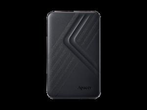 Apacer AC236 1TB Portable Hard Drive - Black (AP1TBAC236B-1)