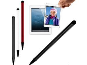 Capacitive Touch Screen Stylus Pen for Tablet iPad Cell Phone Samsung PC (Black)