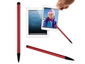 Capacitive Touch Screen Stylus Pen for Tablet iPad Cell Phone Samsung PC (Red)