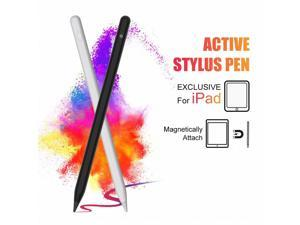 Stylus Pen for iPad with Palm Rejection,Stylus pencil Ipad Pencil Compatible with (2018-2021) Apple iPad Pro (11/12.9 Inch),iPad 6th/7th Gen,The Same as Apple Pencial for Precise Writing/Drawing