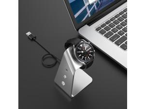 Charger For Samsung Galaxy Watch3 Watch Active 2 R500 Watch Wireless Stand Charger Charging Dock Fast Convenient Utput
