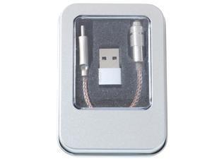 DP-iot Type-C to 3.5mm 32 Bit/384kHz DSD64/128 HiFi DAC Audio Adapter