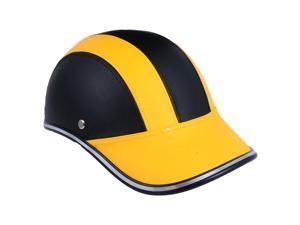 Motorcycle Helmet Fashionable Cycling Helmet Protective Cap for Women Men