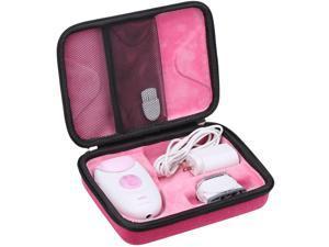 Aproca Hard Travel Storage Carrying Case for Braun Silk-Épil 3 3-270 SE3170 Epilator