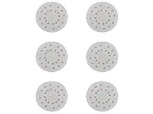 Lifesupplyusa (6-Pack) Anti-Mineral Pad Replacements Compatible with Boneco Air-O-Swiss AOS A451 S450 Steam Humidifier …