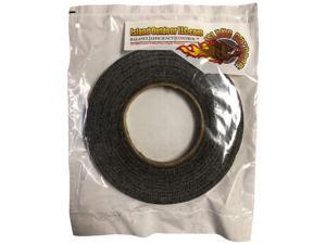 Total Control 1/8 X 5/8 BBQ Smoker Gasket Grill Lid Door Seal, Saves Charcoal - Self Adhesive (5/8 X 1/8 X 10 Ft Self Stick)