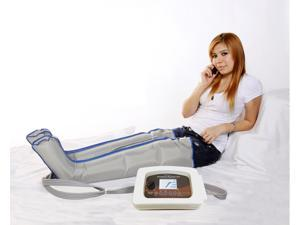 ALL IN ONE POWERPRESS RECOVERY UNIT COMPRESSION MASSAGER W/Full Leg Complete Set (XX-Large)