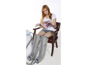 ALL IN ONE POWERPRESS RECOVERY UNIT COMPRESSION MASSAGER W/Half Leg Complete Set (Large)