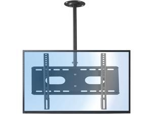 """LCD Plasma Flat Panel TV Ceiling Mount Bracket for Most 37-60"""" Plasma TV Flat Panel Displays, Some up to 75"""" LED TV with VESA 200x200 400x400 600x400 680x460mm"""