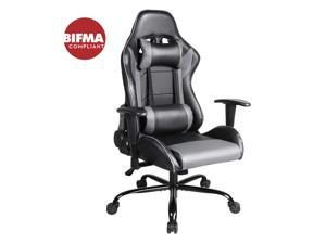 Gaming Chair, Ergonomic Office Chair Racing Style Computer Gaming Chair High Back Video Game Chairs Comfortable Desk Chair with Lumbar Support