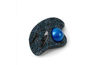 MightySkins Skin for Logitech M570 Wireless Trackball Mouse - Compass Tile   Protective, Durable, and Unique Vinyl Decal wrap Cover   Easy to Apply, Remove, and Change Styles   Made in The USA