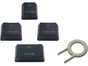 Mac Modifier Keycap Set (4pc) for Freestyle Edge RGB Keyboard