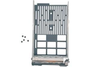 """YUNDIAN New 2-Pack 3.5"""" HDD Tray Caddy for Dell PowerEdge Servers 11th 12th 13th 0KG1CH KG1CH"""