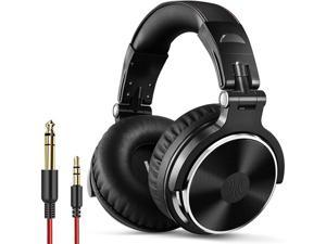 Oneodio Wired Professional Studio Pro DJ Headphones With Microphone Over Ear HiFi Monitor Music Headset