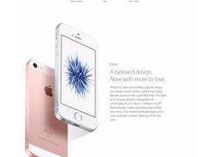 Apple iPhone SE Original Dual Core 4.0 Inches 2GB RAM 16GB Fingerprint Touch