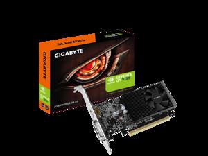 GIGABYTE GT 1030 Low Profile D4  2GB DDR4 64bit high speed video memory Video Card